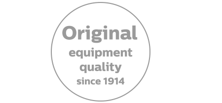 Original equipment quality since 1914