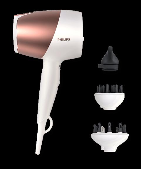 Suszarki do włosów Philips w