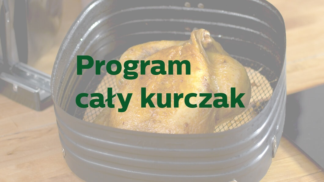 Philips Ovi Smart - Program cały kurczak