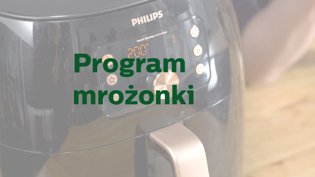Philips Ovi Smart – Program mrożonki