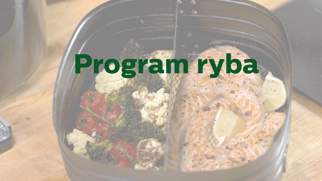 Philips Ovi Smart – Program ryba