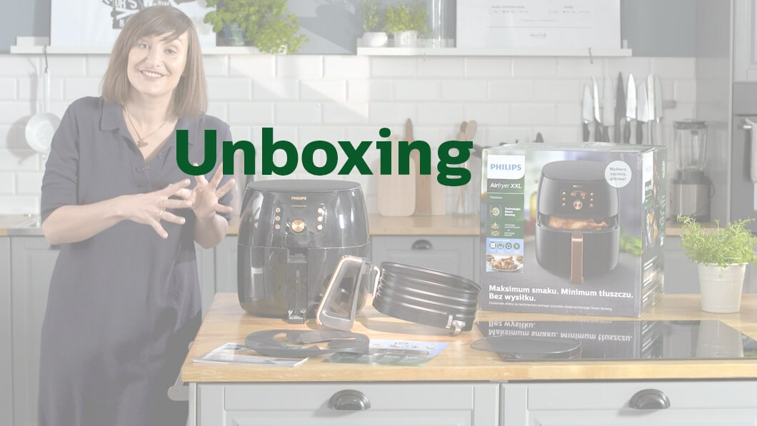 Philips Ovi Smart – Unboxing