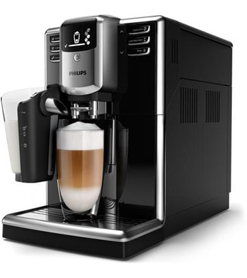 LatteGo Premium - Piano Black