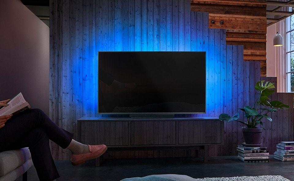Technologia Ambilight Tv Zachwycające Doznania Podczas