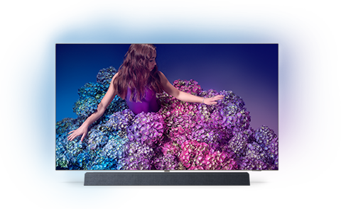 Telewizor Philips OLED+ 934 Smart Android TV 4K UHD